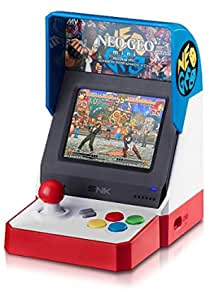 NEOGEO Mini Console Red, White and Blue USA Version