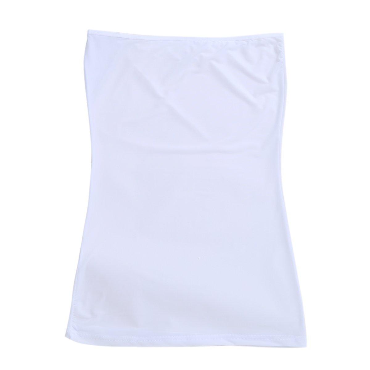 Alvivi Frauen Dessous-Kleider Transparent Bodycon Kleid Schulterfrei Lingerie One Piece Kleider Tube Top Nachtw/äsche