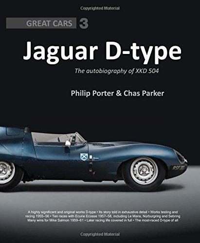 Jaguar D-type: The Autobiography of XKD 504 (Great ()