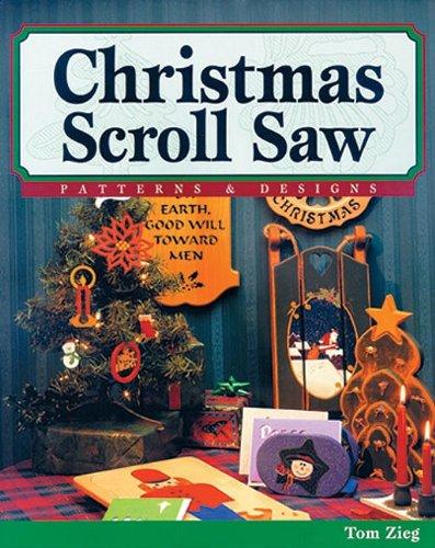Christmas Scroll Saw Patterns: Patterns & Designs ()