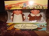 Publix The Lilgrim Pair Pilgrim Salt and Pepper Shakers