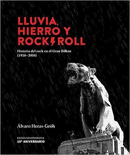 Lluvia, hierro y rock-roll: Historia del rock en Bilbao