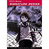 Serial Experiments Lain - Navi (Layers 1-4) (Geneon Signature Series) by Geneon