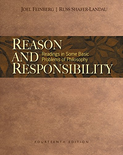 Bundle: Reason and Responsibility: Readings in Some Basic Problems of Philosophy, 14th + Doing Philosophy, 4th