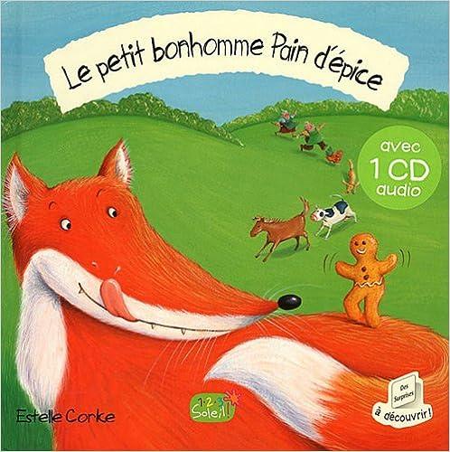 En ligne LE PETIT BONHOMME PAIN D'EPICE + CD pdf epub