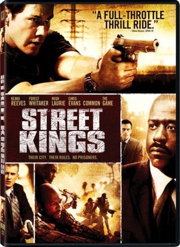 DVD : Street Kings [Widescreen] (, Dubbed, Dolby, AC-3, Widescreen)