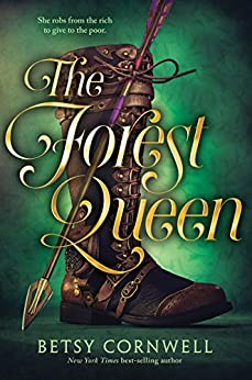 The Forest Queen by [Cornwell, Betsy]