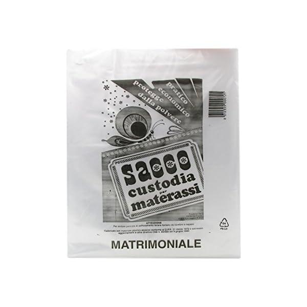 sacco plastica custodia materasso matrimoniale 1 spesavip