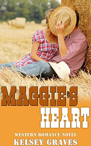 Maggie's Heart Western Romance Novel (English Edit