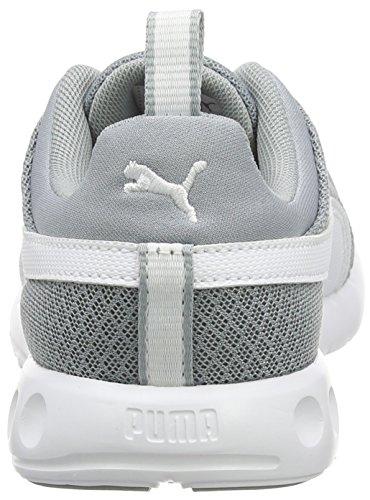 Puma Carsonmeshwf6, Zapatillas de Atletismo para Mujer Blanco (Quarry-White 04Quarry-White 04)
