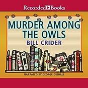 Murder Among Owls   Bill Crider