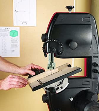 table of SKIL 3386-01 2.5-Amp 9-Inch Band Saw