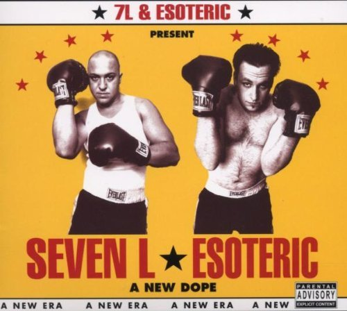 7L And Esoteric-A New Dope-CD-FLAC-2006-FrB Download