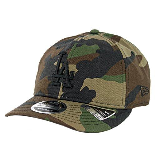 New Era 950 Los Angeles Dodgers Hidden Team Snapback Hat (WC) Men's Cap -