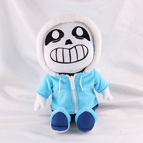 Undertale Sans Stuffed Doll Plush Toy For Kids Christmas Gifts For Baby, Children By Ancientfrappy