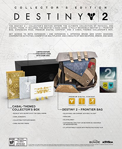 Destiny 2 - PlayStation 4 Collector's Edition
