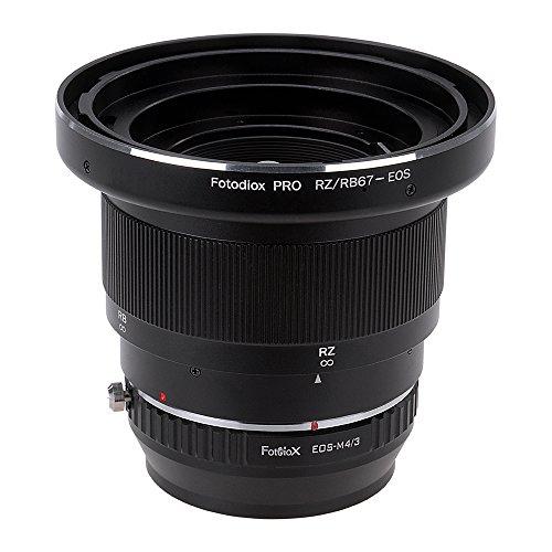 (Fotodiox Pro Lens Adapters with Focusing Barrel, Mamiya RB67 Lenses to MFT Mirrorless Cameras)