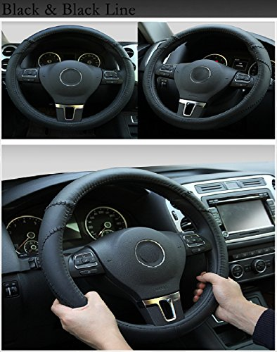 universal-38cm-outer-diameter-leather-steering-wheel-cover-automotive-interior-accessories-emboss-so