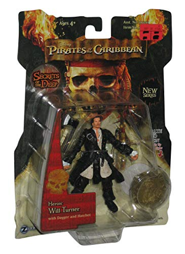 will turner action figure - 4
