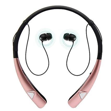 Auriculares corrientes, auriculares impermeables de Bluetooth Auriculares internos, deportes inalámbricos, Bluetooth V4.