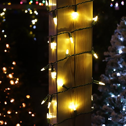 M5 Led Christmas Lights Warm White in US - 6