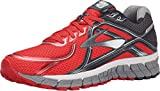 Brooks Men's Adrenaline GTS 16 High Risk Red/Anthracite/Silver Sneaker 10 D (M)