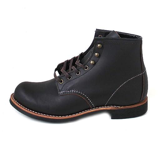 Red Wing Shoes - Botas Militares de Cuero Hombre: Amazon.es: Zapatos y complementos