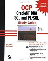 Ocp: Oracle8i DBA SQL & PL/SQL Study Guide (OCP study guide)