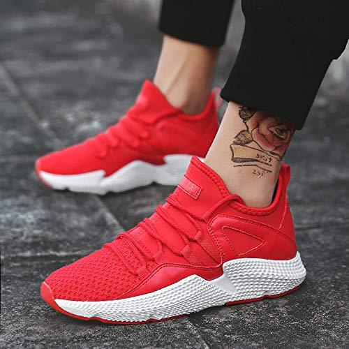Respirant Hommes NANXIEHO Chaussures De Run Mode Tissage Hommes Volant Sport Loisirs Chaussures qw0ZfYxg0
