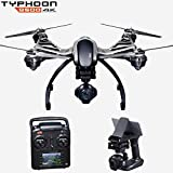 RealAcc Yuneec Typhoon Q500 5.8G FPV Quadcopter With 4K HD Camera CGO3 3-Axis Gimbal RC Quadcopter Drone Mode SWitch RTF