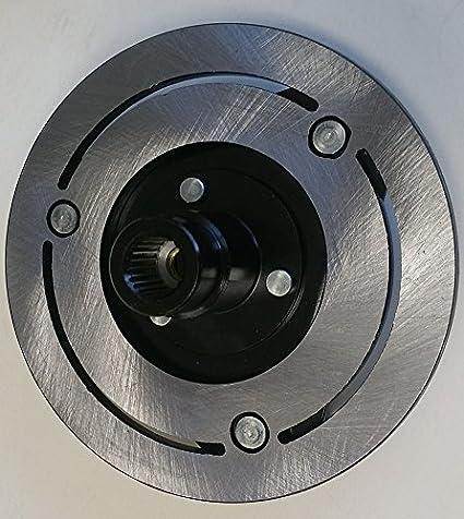 Mazda 3 TURBO (07-08) AC A/C Compressor Kit de embrague (completo, rodamiento, cobre, placa): Amazon.es: Coche y moto