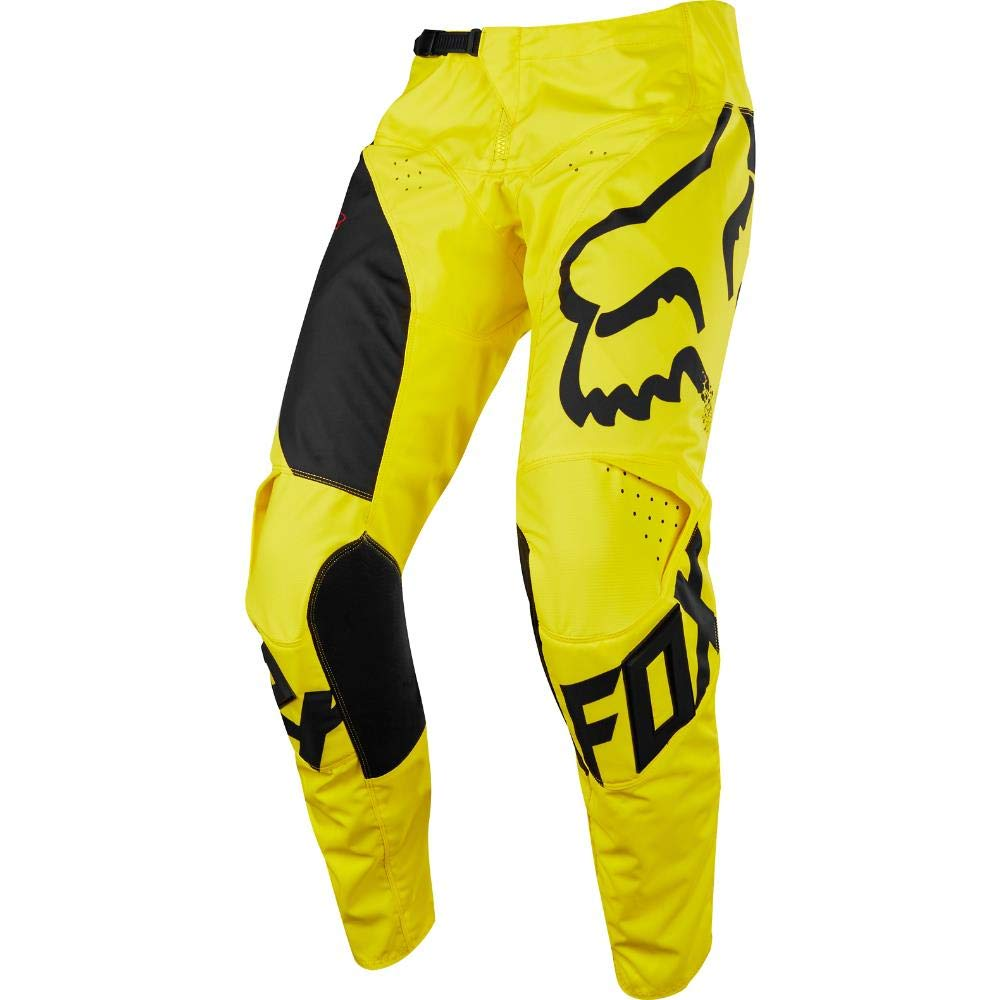 Fox Pantalon cross 180  Mastar Jaune