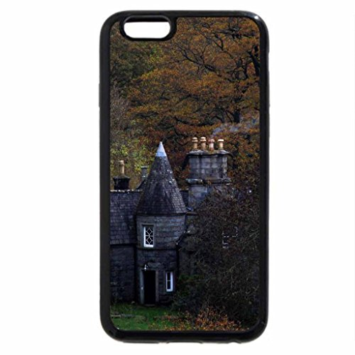 iPhone 6S / iPhone 6 Case (Black) Witches Cottage