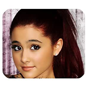 Custom Ariana Grande Personalized Rectangle Mousepad SBY-019