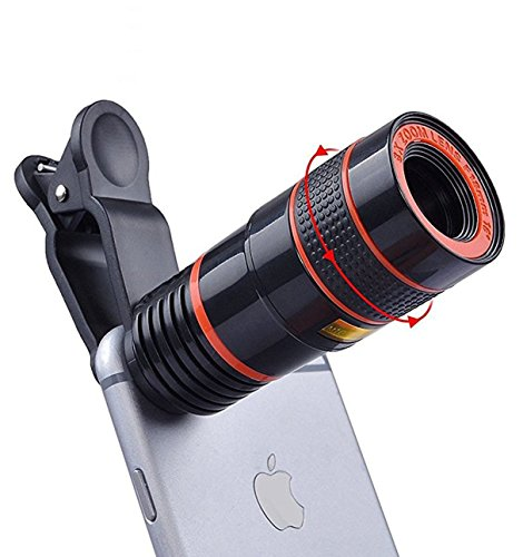 Optical Zoom Telescope Lens for iPhone X
