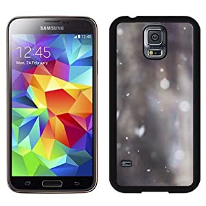 New Beautiful Custom Designed Cover Case For Samsung Galaxy S5 I9600 G900a G900v G900p G900t G900w With Snowflake Phone Case