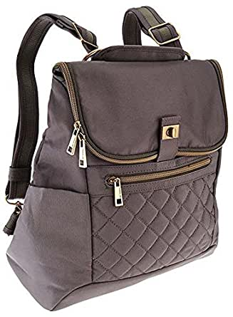 Amazon.com: Travelon Foldover Quilted RFID Convertible