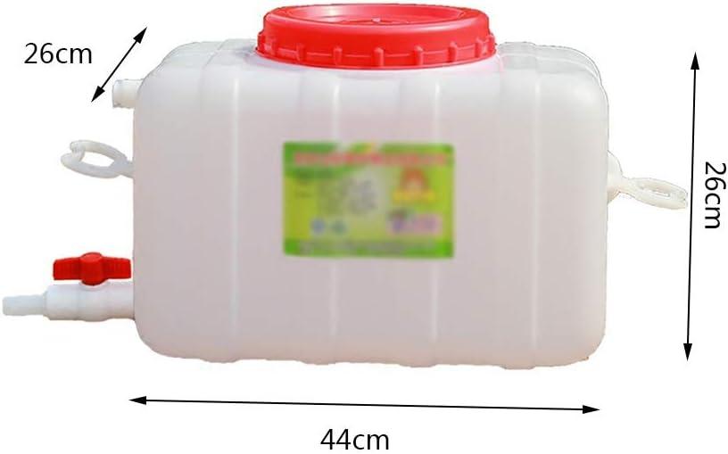 27L Hogar Cubo De Almacenamiento De Agua, Tanque De Agua De ...