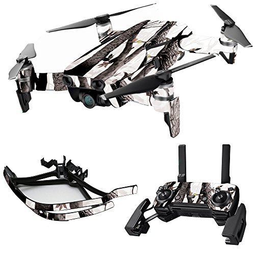 MightySkins Skin for DJI Max Coverage – Artic Camo | Protective, Durable, and Unique Vinyl Decal wrap Cover | Easy to Apply, Remove, and Change Styles | Made in The USA For Sale
