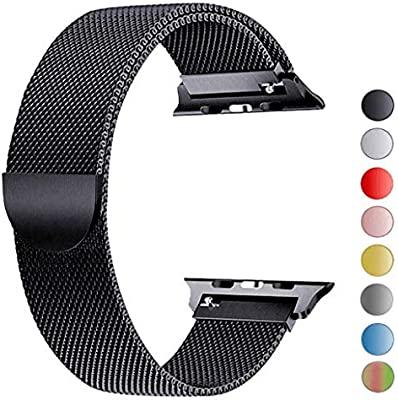 VIKATech Compatible Correa para Apple Watch Correa 44mm 42mm ...