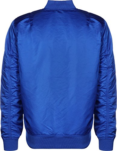 Bomber 1 Industries Lapis Blue Vf Ma Alpha Giacca Reversible Lw nv0C6Oxwqx