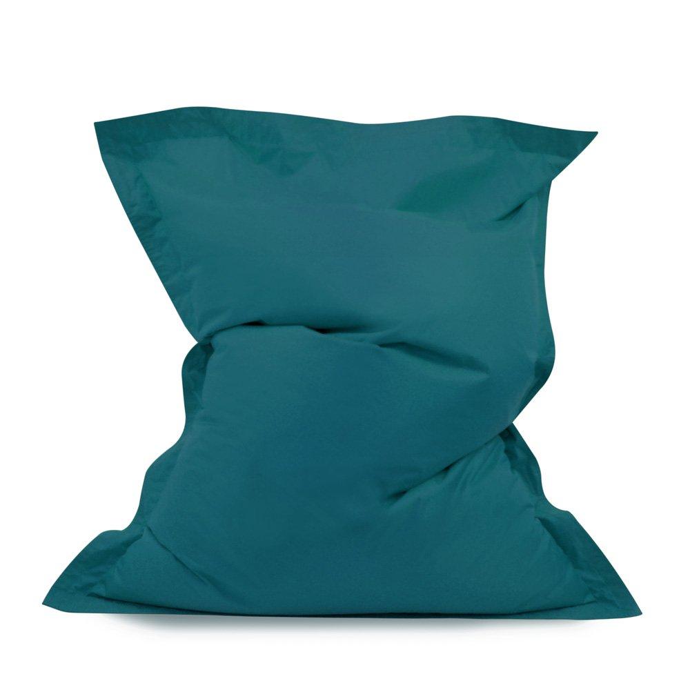 Comfort Co Giant Bean Bag Slouch Sack - 100% Waterproof Bean Bags Indoor/Outdoor (Kingfisher Teal) Comfort Co®