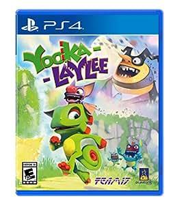 U&I Entertainment Yooka Laylee Playstation 4
