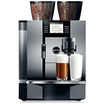 jura 15097 automatic coffee machine e8 chrome. Black Bedroom Furniture Sets. Home Design Ideas