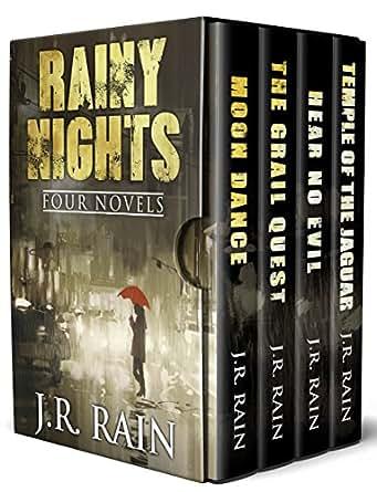 Amazon rainy nights four novels ebook jr rain kindle store kindle price 999 fandeluxe Document