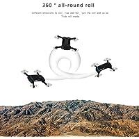 Portable Mini 2.4G 6Axis HD Camera WIFI FPV RC Quadcopter Drone Selfie Foldable,3.7V 550mAh Li-po Battery,Gbell