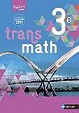 Transmath 3e - Format compact - Nouveau programme 2016