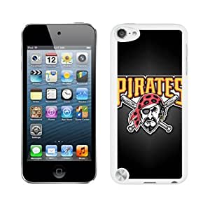 MLB Ipod Touch 5th Case Cover For MLB Pittsburgh Pirates By zeroCase