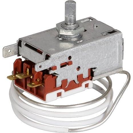 Thermostat Temperatur Regler Kühlschrank K59L2677 6151186 Miele Liebherr Ranco