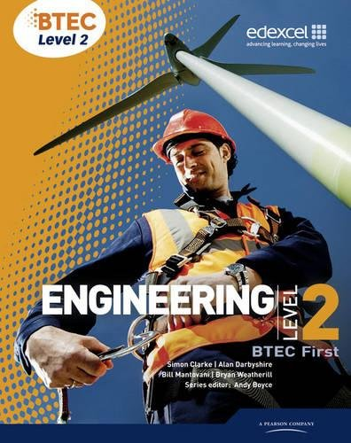 (BTEC Level 2 First Engineering Student Book)